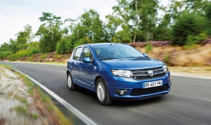 2013 Dacia Sandero, Sandero Stepway and Logan receive their first commercials