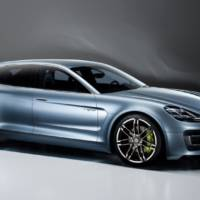 2013 Porsche Panamera Sport Turismo Concept secrets, revealed in new video