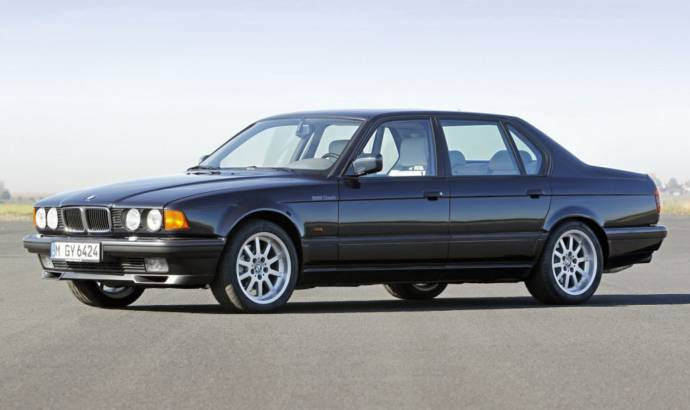 BMW celebrates 25 years since its first V12 engine