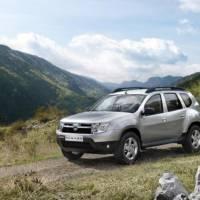 Dacia Duster received 1000 pre-orders in UK
