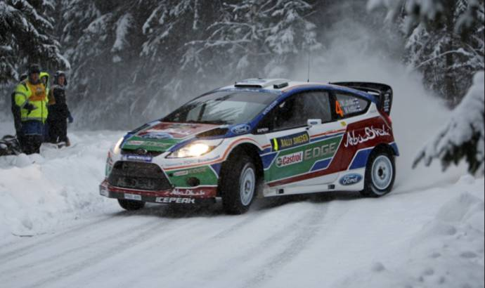 Ford to exit WRC after 2012 season