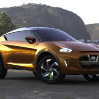 Nissan Extrem Concept - The Baby Beast from Sao Paulo