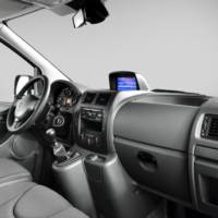 2013 Toyota ProAce marks the return on the light commercial vehicle segment