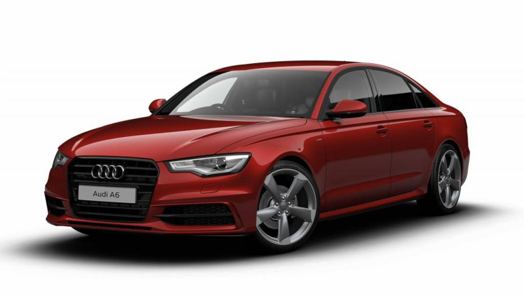 2013 Audi A6 and A7 Black Edition, launched in UK