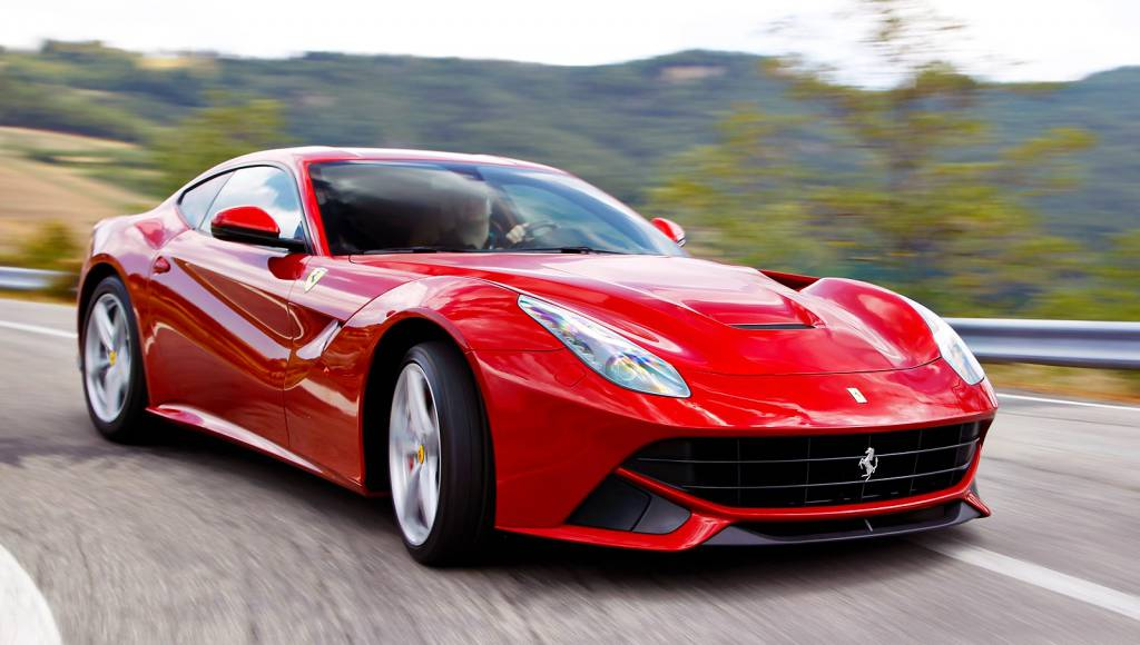 2013 Ferrari F12 Berlinetta - first car in the US, auctioned for Sandy relief