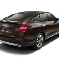 2013 Honda Crosstour launched at $27.230 in the US