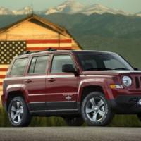2013 Jeep Patriot Freedom Edition - tribute to the US veterans