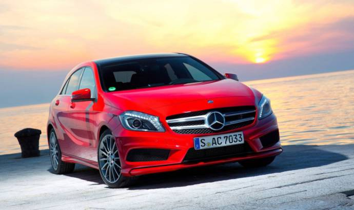 2013 Mercedes A-Class already received 90.000 orders