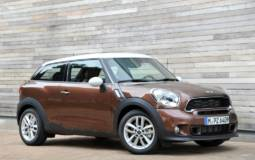2013 Mini Paceman, to make US debut in L.A. Auto Show