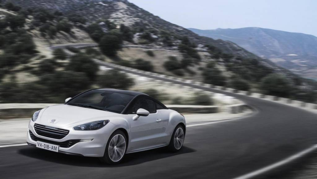 2013 Peugeot RCZ will cost 21.595 pounds in UK