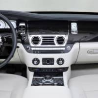2013 Rolls Royce Ghost One Thousand and One Nights - limited edition for Middle East