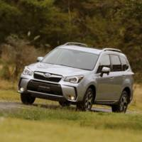 2013 Subaru Forester - UK engine line-up