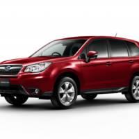 2013 Subaru Forester will debut at LA Motor Show