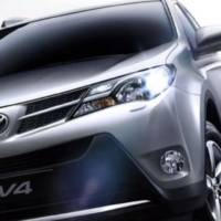 2013 Toyota RAV4 - few teaser images ahead of LA debut