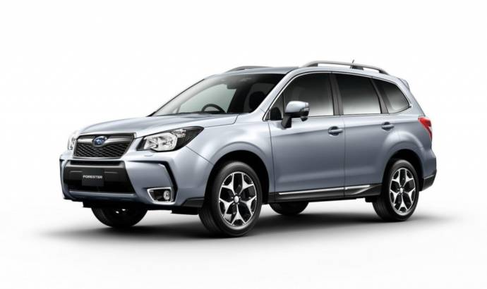 3xVIDEO: 2013 Subaru Forester first commercial and presentation movies