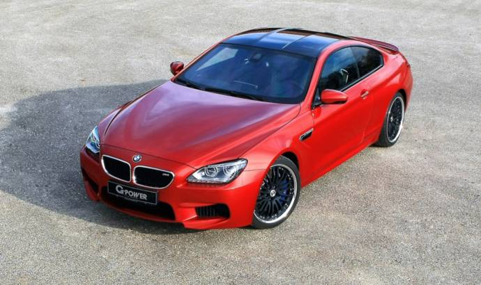 BMW M6 received G-Power treatment