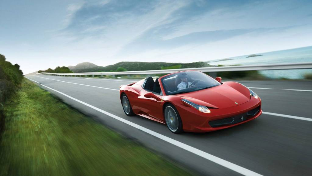 Ferrari posts record sales and profits in the first 9 months of 2012