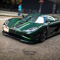First photos of the Koenigsegg Agera S