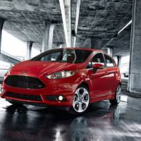 Ford Fiesta ST officially unveiled in Los Angeles - has 200 hp