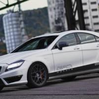 GAD Motors revealed an 803HP Mercedes CLS 63 AMG