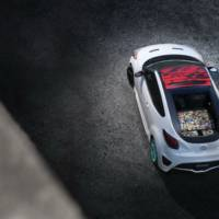Hyundai Veloster C3 Roll Top Concept revealed at 2012 LA Auto Show