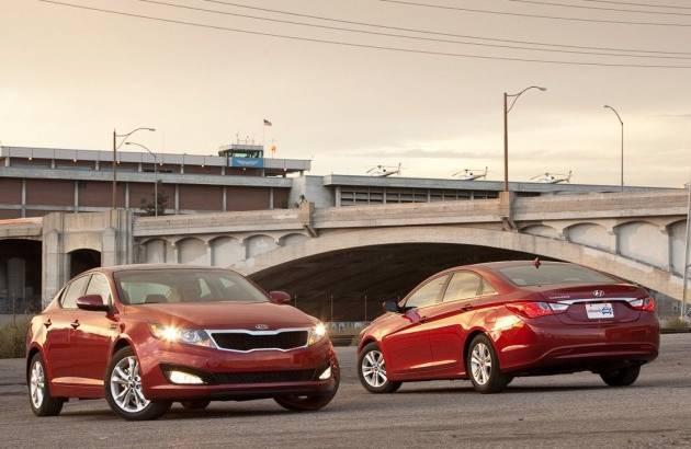 Hyundai and Kia, accused of false mileage on 1.000.000 cars
