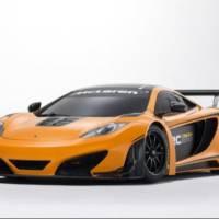 McLaren confirms MP4-12C Can-Am edition