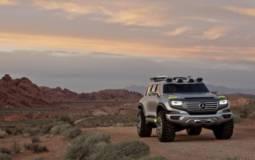 Mercedes Ener-G-Force Concept heads to 2012 LA Auto Show
