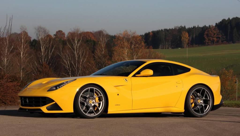 Novitec Rosso Ferrari F12 Berlinetta - first tuning package for the italian supercar