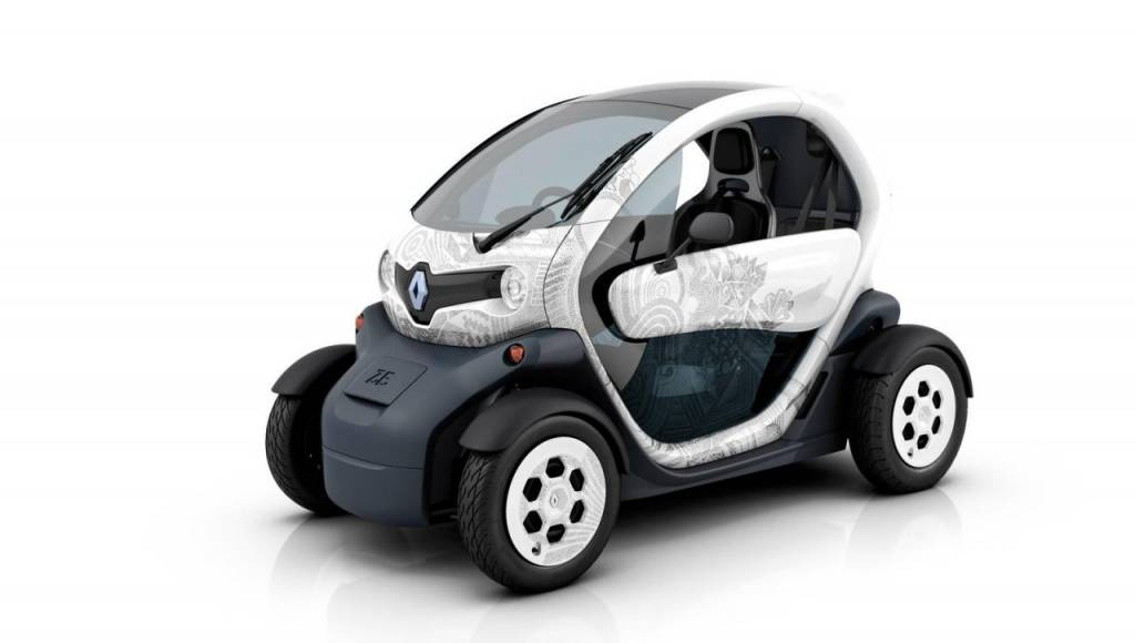 Renault Twizy - 8000 copies recalled in Europe