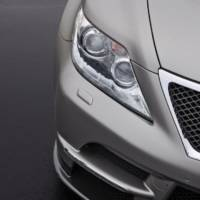 Sports 650 - a tweaked Lexus LS made by Toyota Motorsport