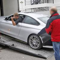 Spy Pics: BMW 4 Series