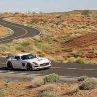 VIDEO: 2013 Mercedes SLS AMG Black Series clay model