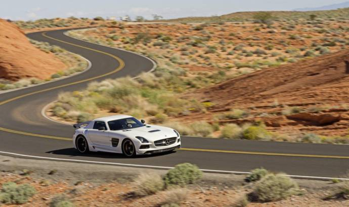 VIDEO: 2013 Mercedes SLS AMG Black Series clay model
