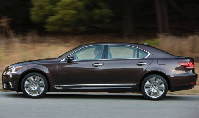 VIDEO: 2013 Lexus LS first US commercial