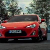 Video: Jeremy Clarkson got his hands on the Toyota GT86