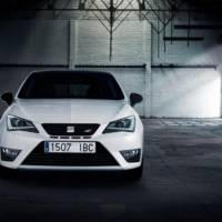 2013 Seat Ibiza Cupra priced at 18.825 pounds in the UK