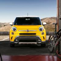 2013 Fiat 500L Trekking - world premiere in LA