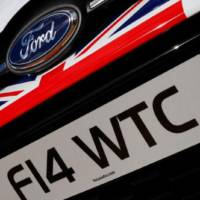 2013 Ford Focus WTCC Limited Edition revealed