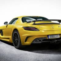 2013 Mercedes SLS AMG Black Series - first official images