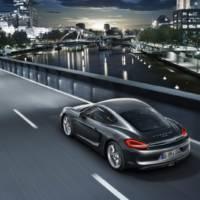 2013 Porsche Cayman - new generation premiered in LA