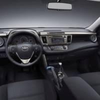 2013 Toyota RAV4 - few teaser images ahead of LA debut