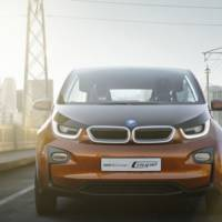 BMW i3 Coupe Concept revealed in Los Angeles