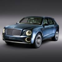 Bentley SUV will be called Falcon instead of EXP 9F