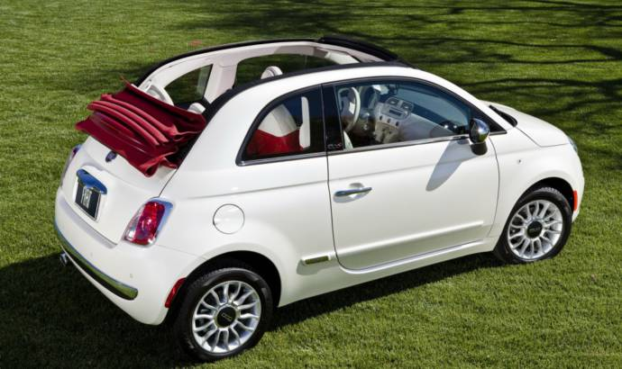 Fiat 500 - the one milionth unit rolls of the production line
