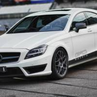 GAD Motors revealed an 803HP Mercedes CLS 63 AMG