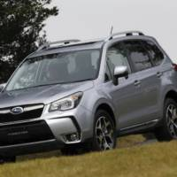 MEGA GALLERY: 180 images with the 2013 Subaru Forester