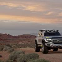 Mercedes Ener-G-Force Concept heads to 2012 LA Auto Show