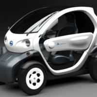 Nissan Mobility Concept, Renault Twizy brother, is free to rent in Japan