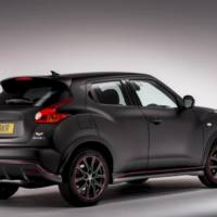 Nissan revealed the Juke Nismo Dark Knight Rises special edition
